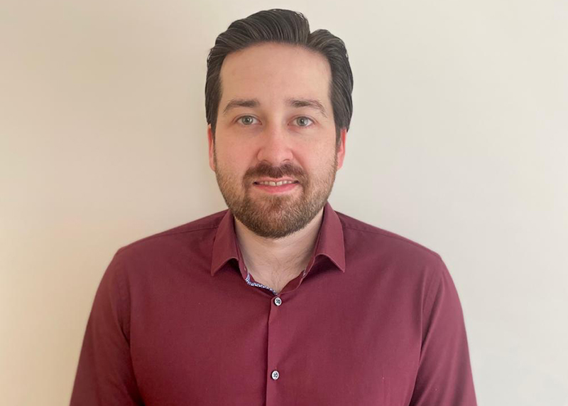Warrant Group celebrates new supply chain manager role
