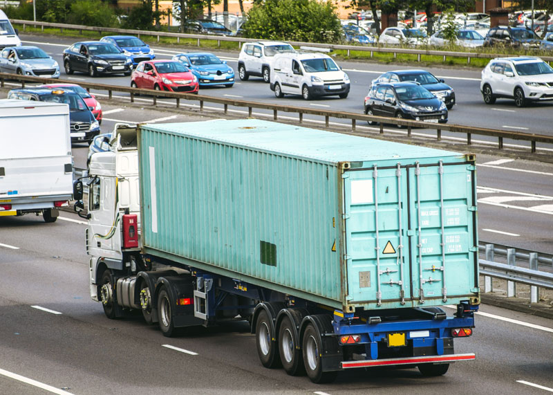 Meeting the challenges of the container haulage industry in 2019
