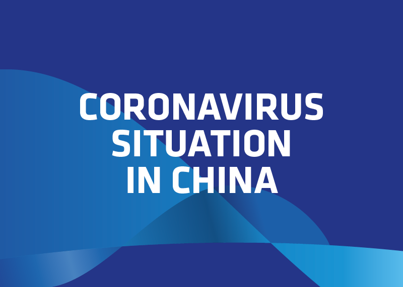 Coronavirus situation in China